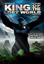 King of the Lost World Poster