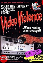 Video Violence 2 Poster
