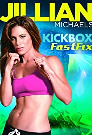 Jillian Michaels: Kickbox Fastfix Poster