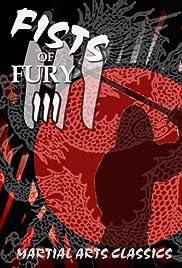 Fist of Fury III Poster