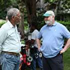 Morgan Freeman and Rob Reiner in The Magic of Belle Isle (2012)