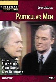 Particular Men Poster