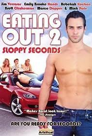 Jim Verraros, Emily Brooke Hands, Rebekah Kochan, Adrian Quinonez, and Marco Dapper in Eating Out 2: Sloppy Seconds (2006)