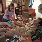 Bill Murray and Elena Franklin in Osmosis Jones (2001)
