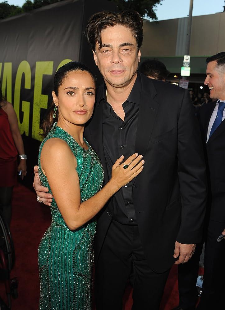 Who is benicio del toro dating 2012