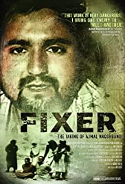 Fixer: The Taking of Ajmal Naqshbandi Poster
