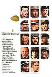 A Bridge Too Far (1977) Poster - Movie Forum, Cast, Reviews