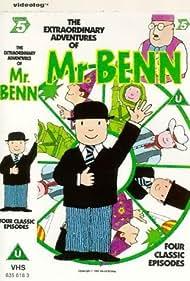 Mr Benn (1971) Poster - TV Show Forum, Cast, Reviews