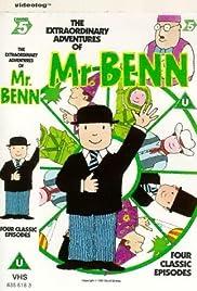 Mr Benn Poster