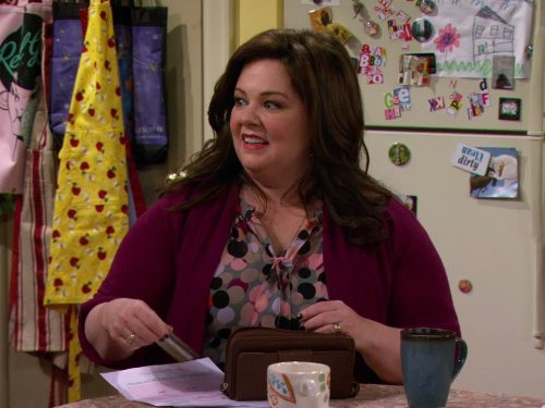 Melissa McCarthy in Mike & Molly (2010)