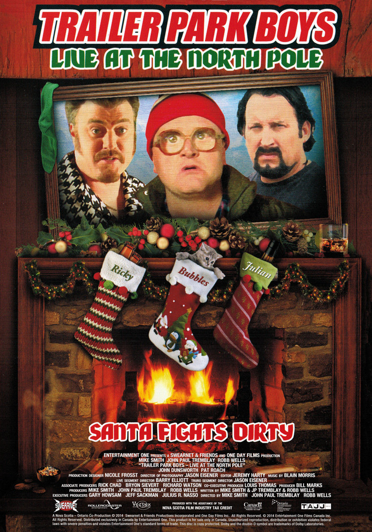 Trailer Park Boys: Live at the North Pole (TV Movie 2014) - IMDb