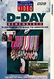 D-Day Remembered Poster