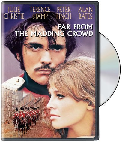 Terence Stamp and Julie Christie in Far from the Madding Crowd (1967)