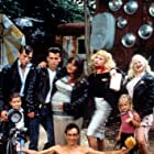 Johnny Depp, Traci Lords, Ricki Lake, Iggy Pop, Darren E. Burrows, and Kim McGuire in Cry-Baby (1990)