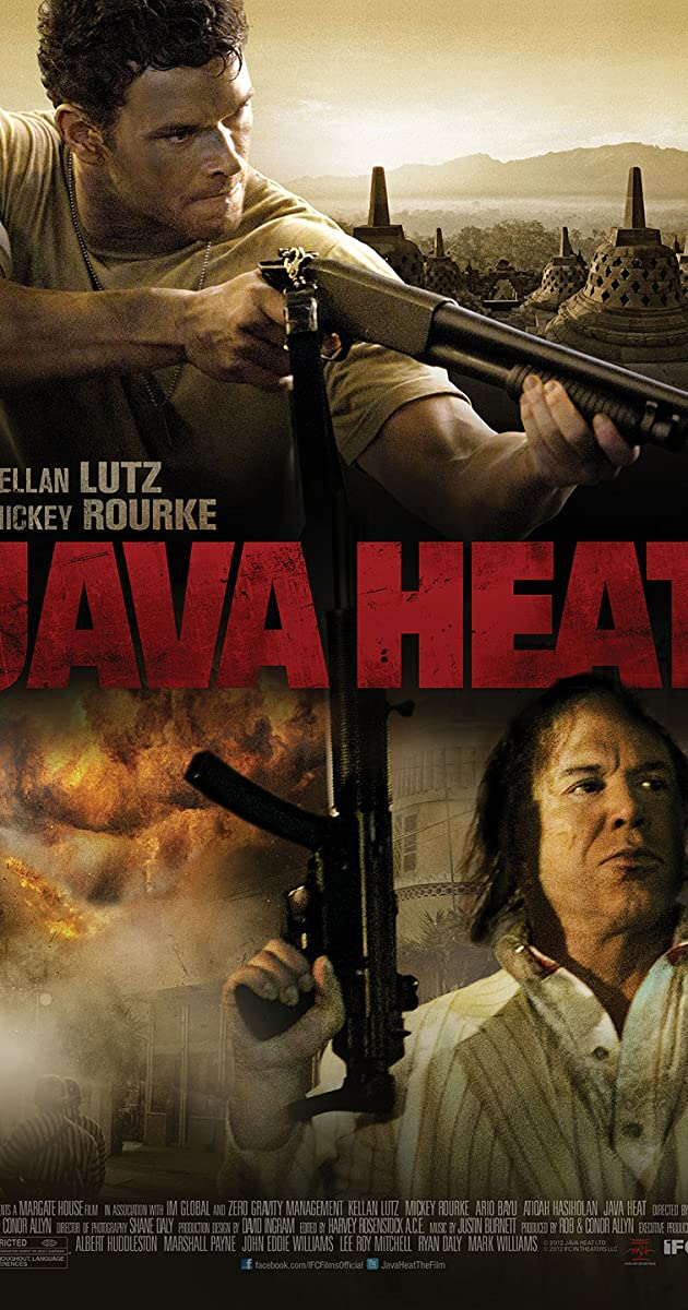 Subtitle of Java Heat