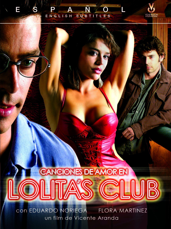 Flora Martínez and Eduardo Noriega in Canciones de amor en Lolita's Club (2007)