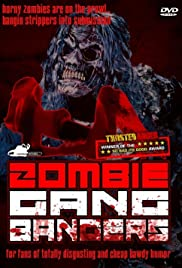 Zombie Gang Bangers Poster