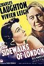 Sidewalks of London (1938) Poster