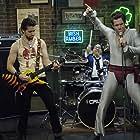 Danny DeVito, Rob McElhenney, and Glenn Howerton in It's Always Sunny in Philadelphia (2005)