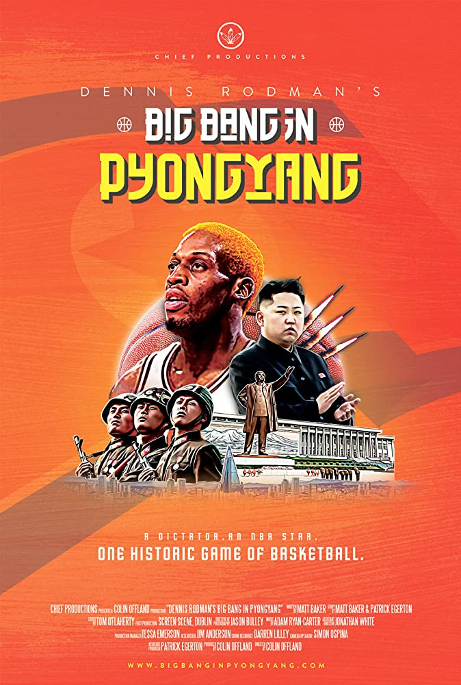 Dennis Rodman's Big Bang in PyongYang download