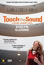 Touch the Sound: A Sound Journey with Evelyn Glennie Poster