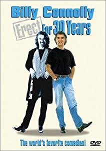 Watch new hollywood movie Billy Connolly: Erect for 30 Years UK [hddvd]