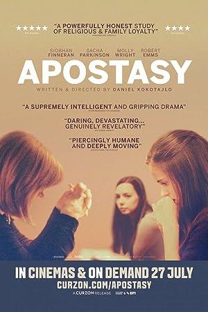 Where to stream Apostasy