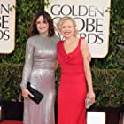 Emily Mortimer and Alison Pill at an event for 70th Golden Globe Awards (2013)