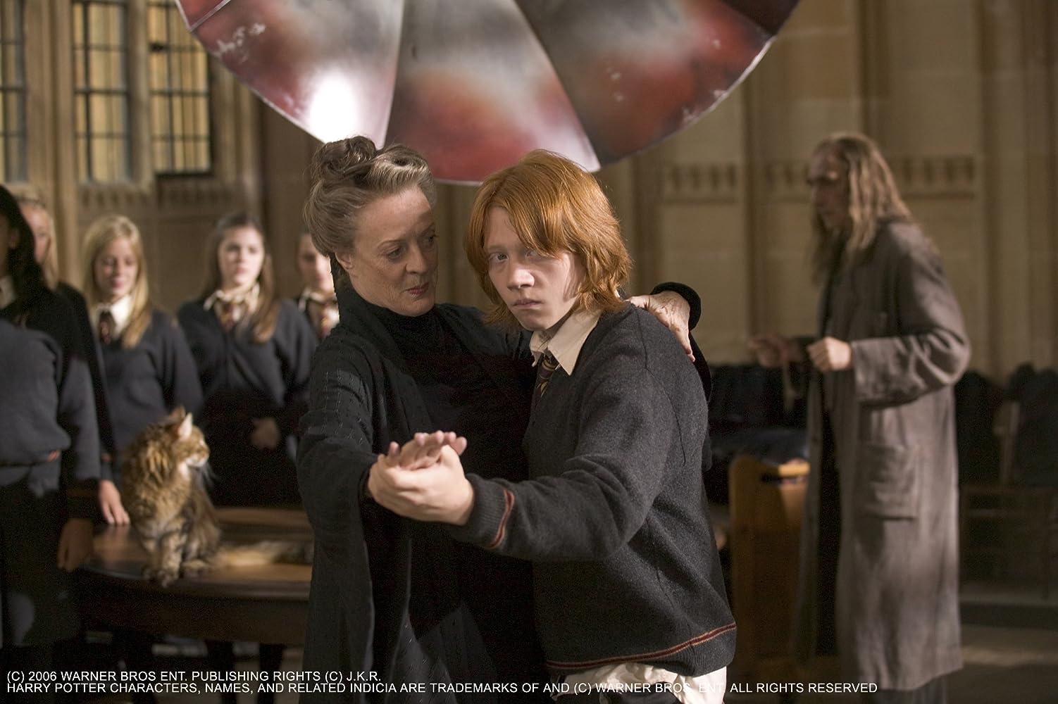 Alles wat je ziet in Harry Potter and the Goblet of Fire draagt bij aan het verhaal
