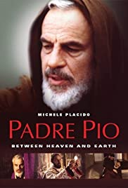 Padre Pio: Tra cielo e terra Poster