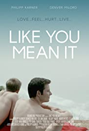 Like You Mean It Poster