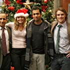 Peter Jacobson, Jennifer Morrison, Kal Penn, and Jesse Spencer in House M.D. (2004)