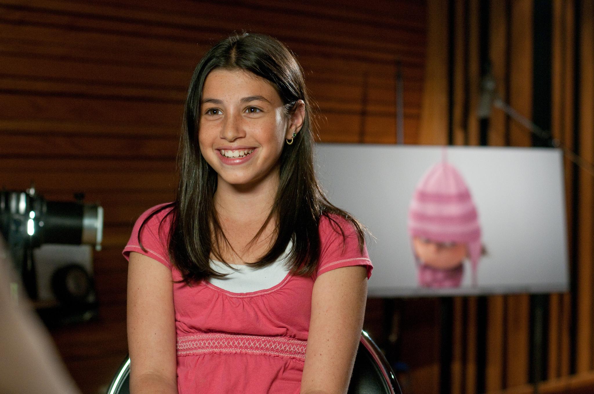 Dana Gaier in Despicable Me (2010)
