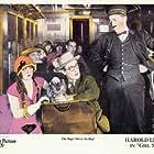 Harold Lloyd, Jobyna Ralston, and Charles Stevenson in Girl Shy (1924)