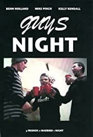 Guys Night Poster