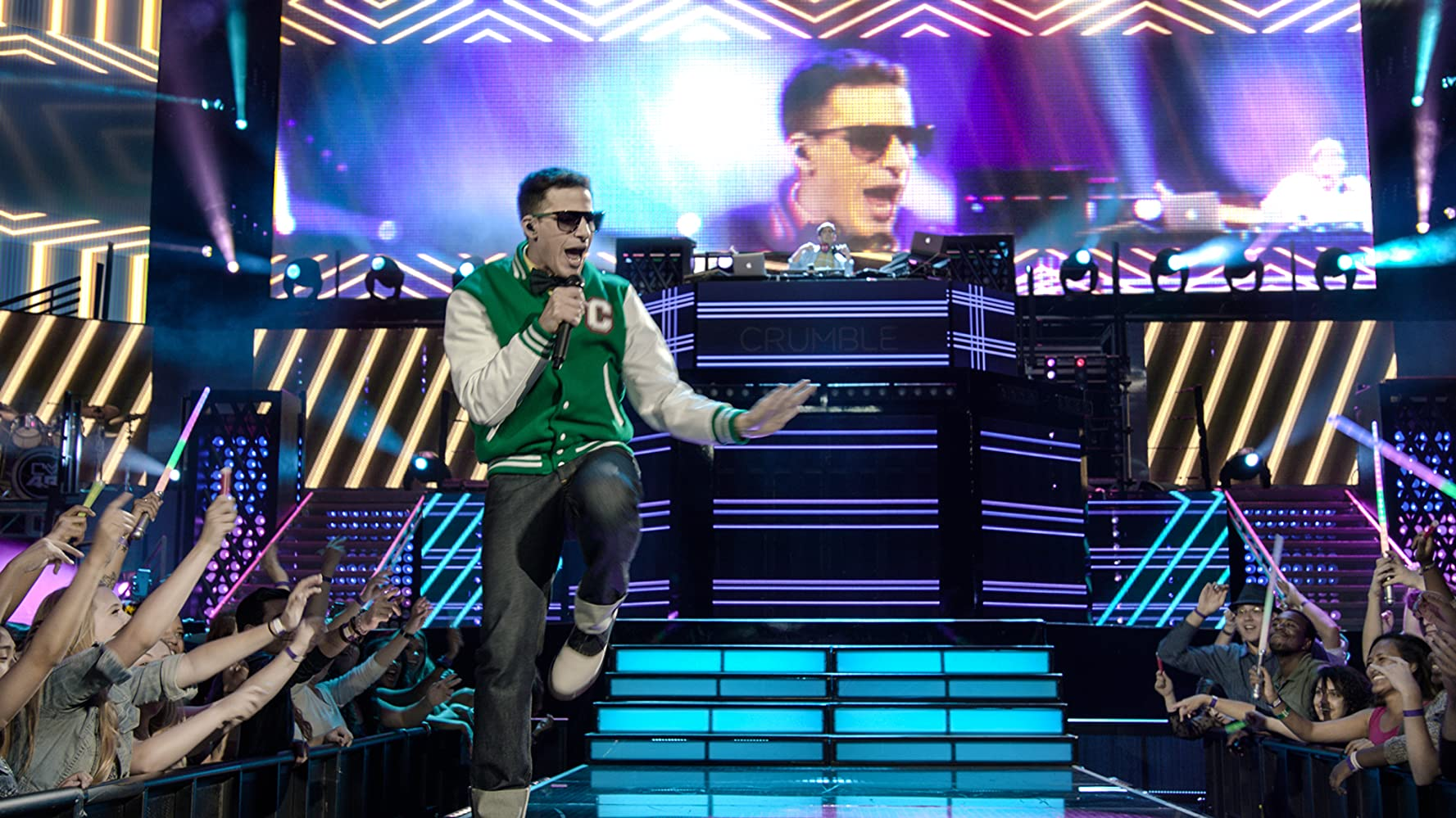 Andy Samberg in Popstar: Never Stop Never Stopping (2016)