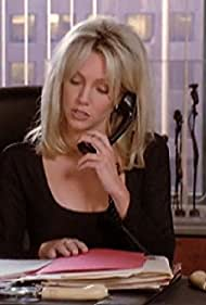 Heather Locklear in Melrose Place (1992)