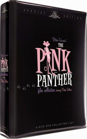 Friz Freleng Pinkfinger Movie