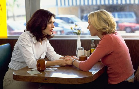 Laura Harring and Naomi Watts in Mulholland Dr. (2001)