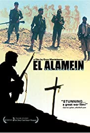 El Alamein - The Line of Fire Poster
