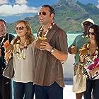 Vince Vaughn, Kristin Davis, Malin Akerman, Jon Favreau, and Faizon Love in Couples Retreat (2009)