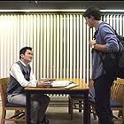 Paul Kwo and Shane Harper in God's Not Dead (2014)
