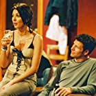Gina Bellman and Lloyd Owen in Coupling (2000)