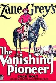 The Vanishing Pioneer Poster