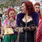 Jennifer Tilly, Amy Louise Wilson, Sofia Carson, Jazzara Jaslyn, and Tara Macpherson in A Cinderella Story: If the Shoe Fits (2016)