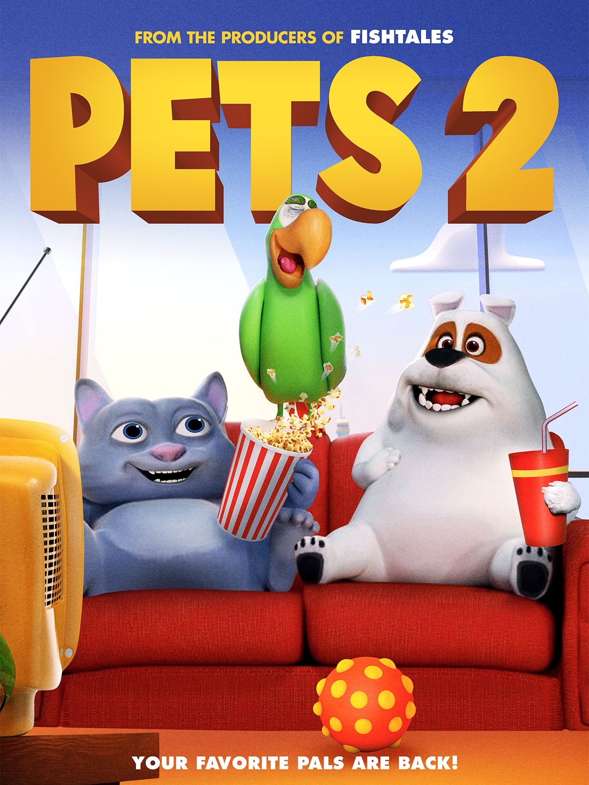 watch Pets 2 on soap2day