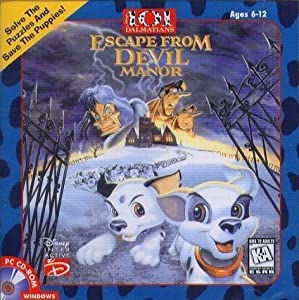 Websites for downloading old movies 101 Dalmatians: Escape from DeVil Manor by [720pixels]