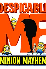 Despicable Me: Minion Mayhem 3D Poster