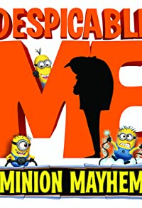 Primary photo for Despicable Me: Minion Mayhem 3D