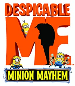 Full mobile movie downloads Despicable Me: Minion Mayhem 3D by Chris Renaud [1280x960]
